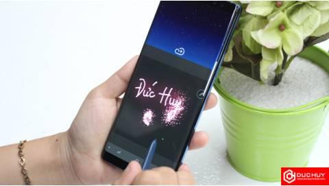 Giá bán Samsung Galaxy Note 8 công ty bao nhiêu, mua ở đâu?
