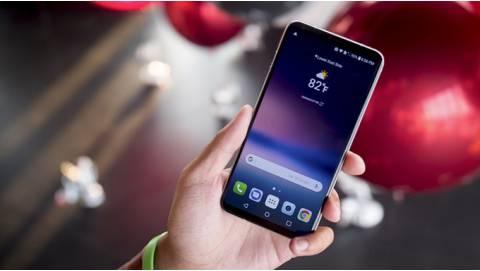 Hình ảnh trên tay LG V30 chất từng trải nghiệm vừa ra mắt