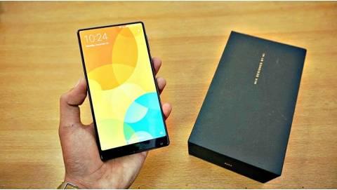 Xiaomi Mi Mix vừa chính thức nhận bản cập nhật MIUI 9