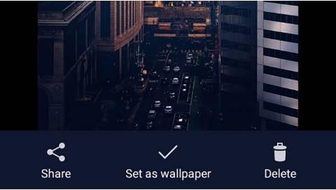 Tuyệt chiêu để điện thoại tự động đổi hình nền siêu chất mỗi giờ
