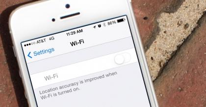 Xem lại mật khẩu Wifi trên iPhone chỉ trong một nốt nhạc
