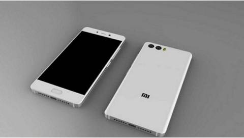 Xiaomi Mi 6 phiên bản màu trắng lộ diện với camera kép