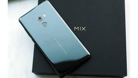 Xiaomi Mi Mix 2 giá bao nhiêu, mua ở đâu?