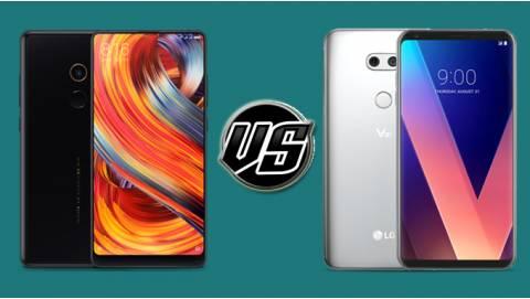 Xiaomi Mi Mix 2 và LG V30 - Nên mua máy nào ngon hơn?