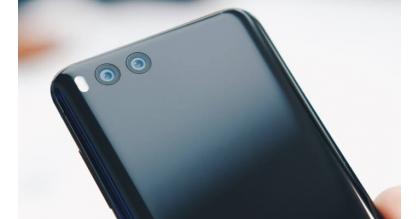 Chụp ảnh xóa phông trên Xiaomi Mi6 siêu ấn tượng