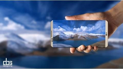 Đổ gục trước thiết kế tuyệt đẹp của LG G6 vừa mới lộ diện
