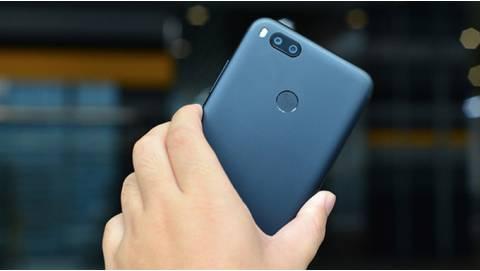 Hình ảnh trên Xiaomi Mi 5X