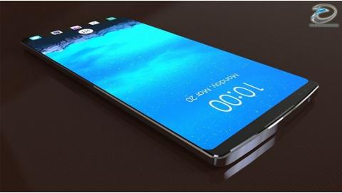 LG V30 sẽ trình làng tháng 9 với màn hình OLED hợp thời