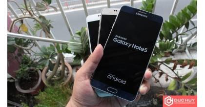 Nên mua Samsung Galaxy Note 5 thay vì máy ảnh chuyên nghiệp