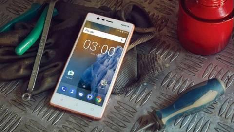 Trên tay nhanh Nokia 3: Thiết kế không mới, màn hình 5 inches, giá rẻ