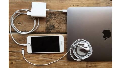 Cách kết nối iPhone với máy tính nhanh nhất