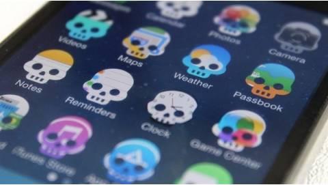 Tại sao màn hình iPhone chính của tôi độc hơn bạn