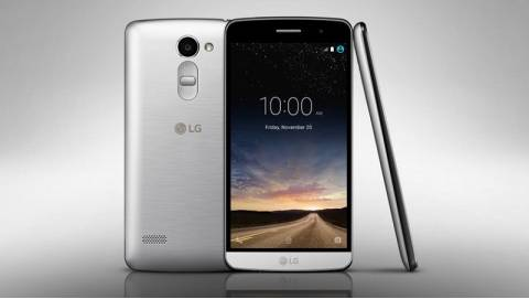 LG Ray - Smartphone tầm trung giá 232 USD trình làng