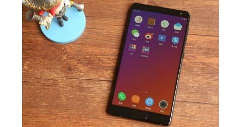Đập hộp Lenovo ZUK Edge – viền màn hình siêu mỏng, Snapdragon 821