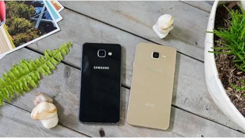 Samsung Galaxy A5 2017 lộ ảnh render với 4 màu sang chảnh
