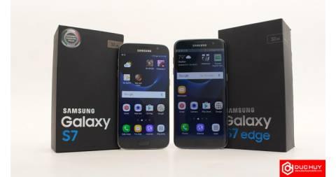 Bộ đôi Samsung Galaxy S7 và S7 Edge vẫn còn