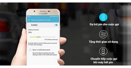 3 tính năng tiết kiệm pin trên Samsung J5 Prime và J7 Prime
