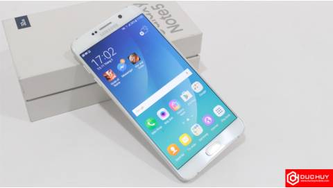 6 Lý do giúp Samsung Galaxy Note 5 cũ làm chủ phân khúc 5 triệu