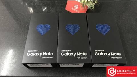 Có nên mua Samsung Galaxy Note FE công ty giá hơn 11 triệu?