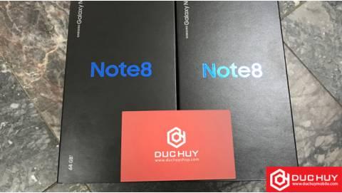 Hình ảnh Samsung Galaxy Note 8 Mỹ mới Fullbox giá 16 triệu