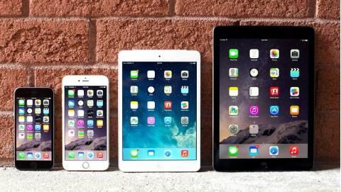 Các đời iPhone, iPad cũ sẽ không được cập nhật iOS 10.3