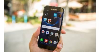 Cách tắt lớp phủ màn hình trên Samsung Galaxy S7