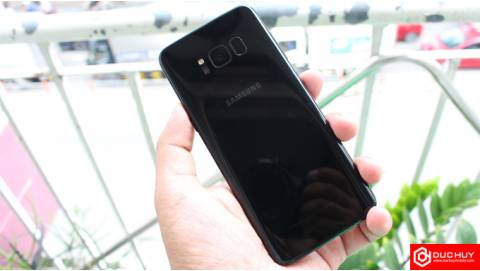 Vì sao tôi mua Samsung Galaxy S8 cũ thay vì máy mới?
