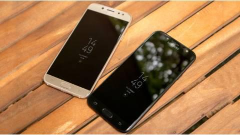 Cuối năm, giá Galaxy J3 Pro và J7 Pro công ty giảm đến 20%