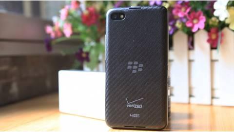 Đánh giá BlackBerry Z30: Tối ưu tốt cho công việc, giá 3 triệu