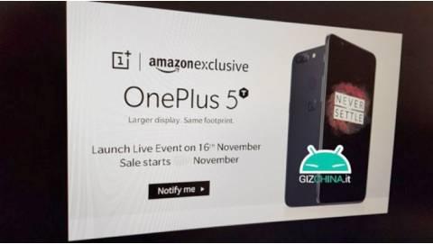 Giá bán OnePlus 5T lộ diện cùng thời điểm trình làng