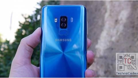 Samsung Galaxy S9 lộ ảnh đẹp hút hồn, có camera chống lóa