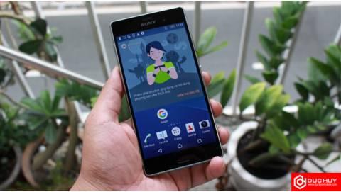 Hình ảnh Sony Xperia Z3 Au Nhật giá hơn 3 triệu hút khách