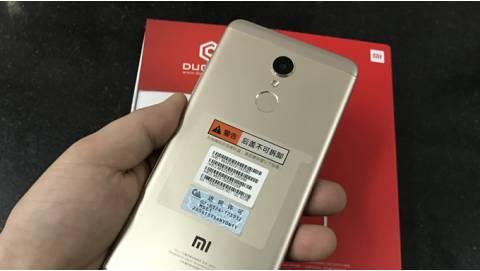 Hình ảnh Xiaomi Redmi 5 đột phá nhất phân khúc 3 triệu