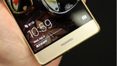 Huawei P10 sẽ được trang bị màn hình cong và camera kép