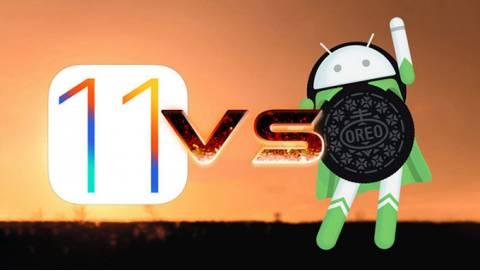 Bạn tin không! iOS 11 được cài đặt nhiều hơn 3 phiên bản Android gộp lại