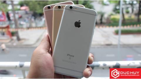 Nên mua iPhone 6S Lock hay thêm tiền mua iPhone 6S quốc tế?