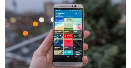HTC One M9 - RAM 3GB, camera 20.7MP, giá hơn 3 triệu