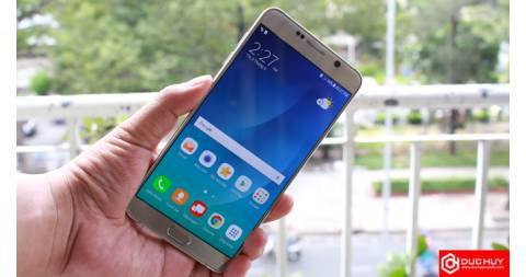 Samsung Galaxy Note 5 - Lựa chọn lý tưởng mùa SEA Games 29