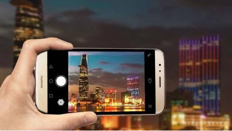 Bí quyết chụp ảnh đẹp trong điều kiện thiếu sáng trên Huawei G7 Plus