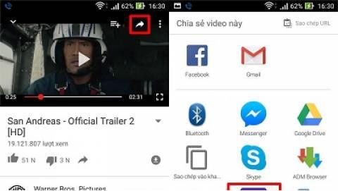 Mẹo xem video trên Youtube ở dạng cửa sổ nổi mọi lúc, mọi nơi