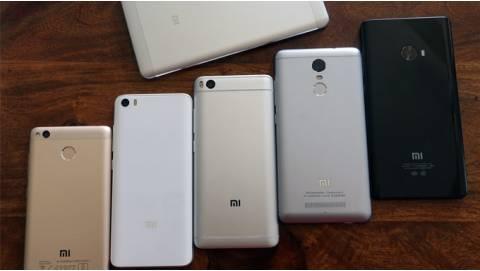 Top 4 smartphone Xiaomi giá 5-6 triệu cấu hình cao, pin trâu