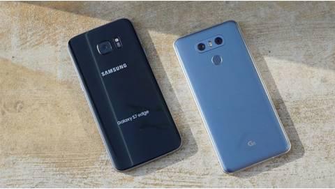 Nên mua Samsung Galaxy S7 Edge cũ hay LG G6 cũ giá 6 triệu?
