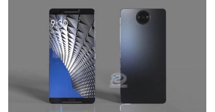 Nokia 8 lộ concept đẹp cuốn hút không kém Samsung Galaxy S8
