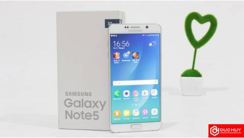 Samsung Galaxy Note 5 công ty giá về 8 triệu, rẻ hơn bản xách tay