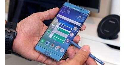 Samsung Galaxy Note 7 sắp trở lại, pin nhỏ hơn an toàn hơn