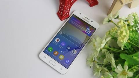 Samsung Galaxy On5 2016 - Vân tay 1 chạm, giá rẻ hơn J5 Prime 2 triệu