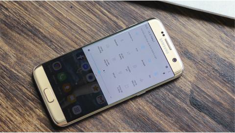 Samsung Galaxy S7 Edge bản SM-G935U chính thức được lên Android 7.0