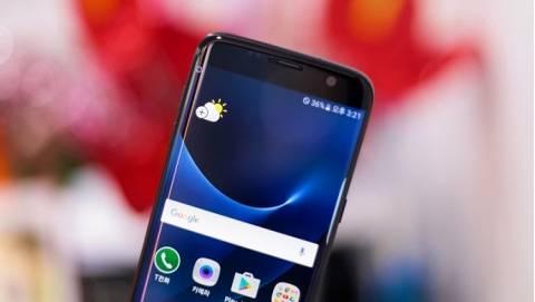 Samsung Galaxy S7 Edge Black Pearl chính hãng xuống giá sâu không tưởng