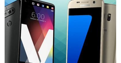 Chọn mua Samsung Galaxy S7 hay LG V20 tại thời điểm này?