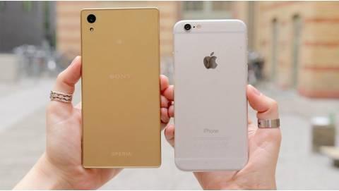 Chọn mua Sony Xperia Z5 hay iPhone 6 cùng tầm giá 4 triệu?